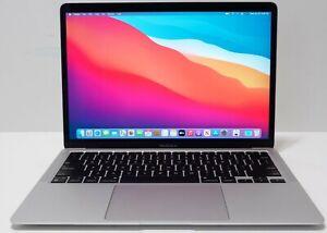 """Apple MacBook Air M1 Chip 8-Core 8GB 256GB 13"""" MGN93LL/A Silver"""