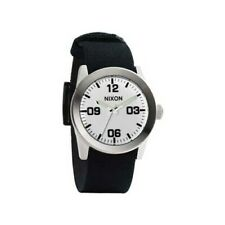 Nixon The Private Watch - White - SALE - 40% Off