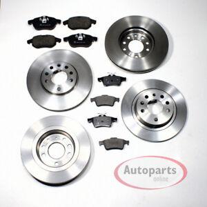 ATE Bremsen Bremsscheiben Bremsbeläge Mazda 5 CR19 300mm Benzin//Diesel Vorne