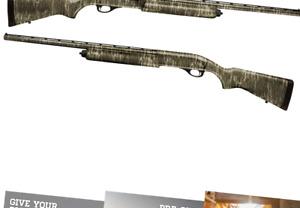 Mossy Oak Graphics Bottomland 14004-BL Shot Gun Camo Kit Vinyl Shotgun Wrap