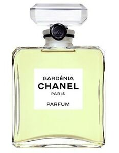 CHANEL GARDENIA PARFUM BOTTLE PURE PERFUME FULL RETAIL SIZE NIB