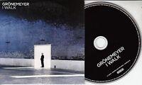 HERBERT GRONEMEYER I Walk 2012 German 12-track promo CD