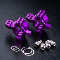 4 PCS ball connector nut 4.8 RCSKY MST 820097P Alum purple