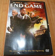 DVD Movie Cuba Gooding Jr. End Game - Enjeu Final