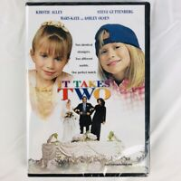 It Takes Two - DVD Movie - Mary-Kate and Ashley Olsen Twins