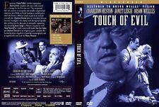Touch of Evil ~ Dvd ~ Charlton Heston, Janet Leigh (1958) Uphe