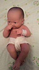 Berenguer Newborn Happy Baby Girl Doll Vinyl 13.5� Lifelike Eyes Realistic 23-07