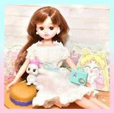��Takara Licca-chan Rika-chan Going Out with Usachan Ld-07 Bunny Rabbit Japan��