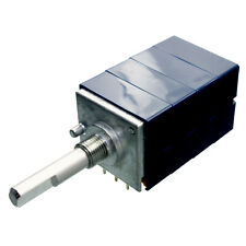 ALPS RK27114 quad-unit 4-gang Potentiometer 10K log volume audio taper pot  RK27