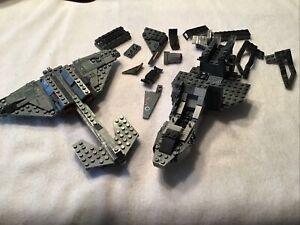 MEGA BLOKS SPACECRAFT OR AIRCRAFT & parts lot