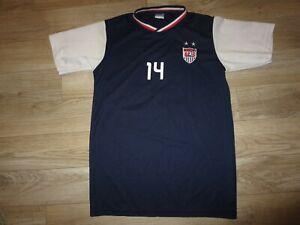 Amy Wambach #14 US Soccer Football Jersey Youth XL 18-20