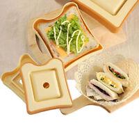 DIY Sandwich Maker Toast Box Cake Rice Roll Mold Bento Küche New