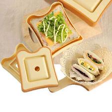 DIY Sandwich Maker Cutter Toast Box Cake Rice Roll Mold Bento Küche