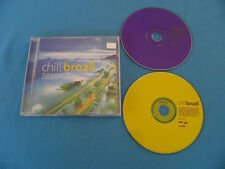 Jorge Ben / Azymuth / Nascimento / Gilberto / Bossa Latin - RARE Chill-Out 2xCD