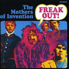 Freak Out! - Zappa,Frank (2012, CD NEUF)