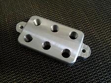 Zündkerzenhalter für Fahrzeuge mit 6 Zylindern aus Aluminium 6 oder 8mm Gewinde