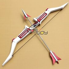 The Pink Ranger's Bow and Arrow PVC Cosplay Prop -1489
