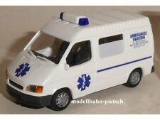 Rietze 50544     Ford Transit  Ambulances Vaultrin Frankreich ,neu,OVP, 1:87