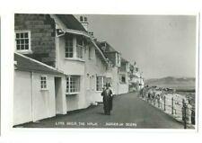 Postcard Lyme Regis The Walk & Town Crier Weymouth   RP