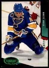 1993-94 Parkhurst Emerald Ice Brett Hull #180