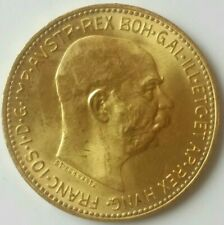 New Listing1915 Austria 20 Corona Gold
