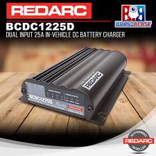 REDARC BCDC1225D Battery Charger/Starter