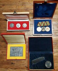 DDR orden Abzeichen Frankfurt Oder stasi Urkunde Medaille münze gold silber NVA