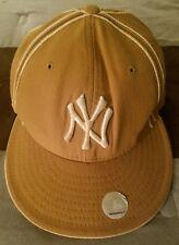 New York Yankees New Era 5950 MLB Fitted Hat 7 1/4 Baseball Hat Cap