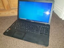 Toshiba Satellite C850D-11F Laptop Windows 10 500GB HDD 6GB RAM AMD E1 APU