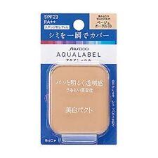 Shiseido Aqualabel White Powder Foundation Refill BO10