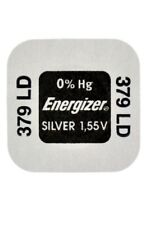 ENERGIZER Multi-Drain High Performance Button Cell Watch Battery - 379