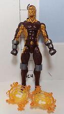 Marvel Legends ** SHOCKER ** Sandman BAF, Loose Complete NM