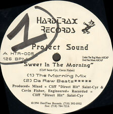 PROJECT SOUND - Sweet In The Morning