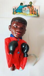 Vintage Boxer Puppet - In original Bag