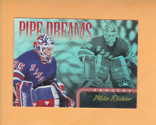1997 98 LEAF PIPE DREAMS #8 MIKE RICHTER SP 2500 NEW YORK RANGERS