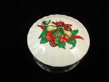 Heritage House Porcelain Music Box Melodies of Christmas Silent Night New (7)