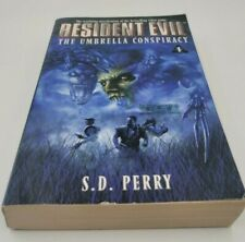 Resident The Umbrella Conspiracy by S. D. Perry First Edition Good condition