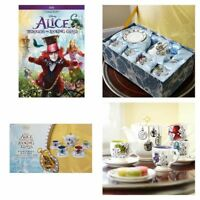 Disney Alice Through The Looking Glass Limited Edition Fine China Tea Set - NIB