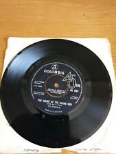 """The Animals - The House Of The Rising Sun - UK 1964 Columbia DB 7301 Vinyl 7"""""""
