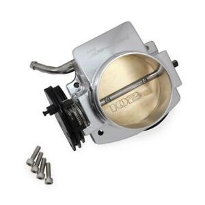 Holley Sniper EFI Throttle Body 860002-1; 102mm Bright Billet Aluminum for LS