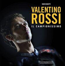 """Libro """"valentino Rossi il Campionissimo"""" 192 pagine Giorgio Nada Editore"""