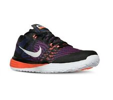 info for 83937 c6f78 Men s NIKE Lunar Caldra Training Shoe Black Hyper Violet Concord White SIZE  11.5