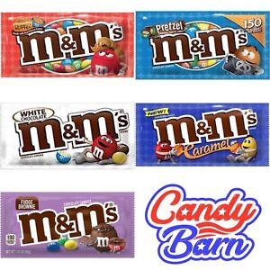 M&M American Chocolate Candy - Choose Your Own M&Ms MM Chocolate M and M Sweets