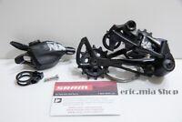 SRAM NX Eagle Trigger Shifter + Rear Derailleur 12 Speed Black
