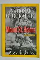 National Geographic Magazine. May, 2010. Mount St. Helens. The Science of Sleep.