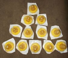 New listing New Dozen (12) Similac Disposable Slow Flow Nipple Ring Ready To Use Latex Free