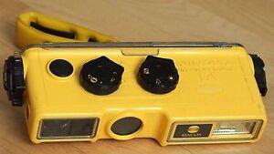 Minolta Weathermatic A underwater camera