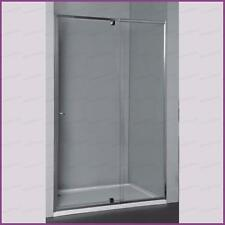 Adjustable 900mm Wall to Wall Pivot Door Shower Screen-FREE QUOTATION*