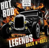HOT ROD LEGENDS ROCK N' ROLL  10 CD NEU