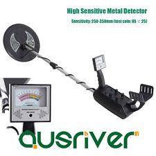 Xmas Sale High Sensitive Metal Detector Gold Treasure Digger Finder Father Gift